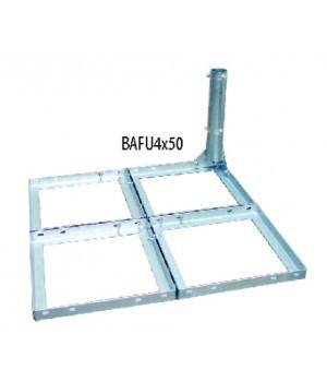 Bodenständer BAFU4x50