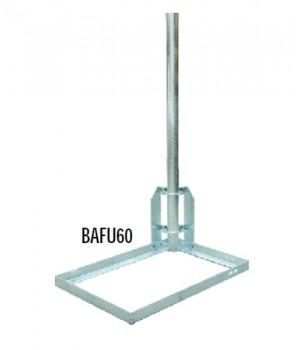 Stahl Bodenständer BAFU60