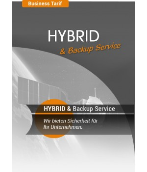 Hybrid Service als Backup via Satellit