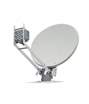 satspeedPRO mobile drive away II Antenne Ansicht vorne