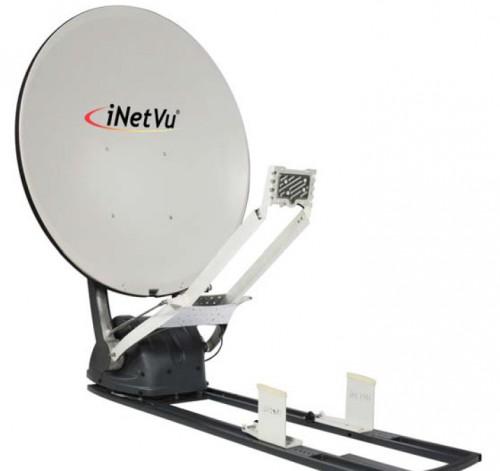 iNetVu KA1202V 120cm autopointing Antenna