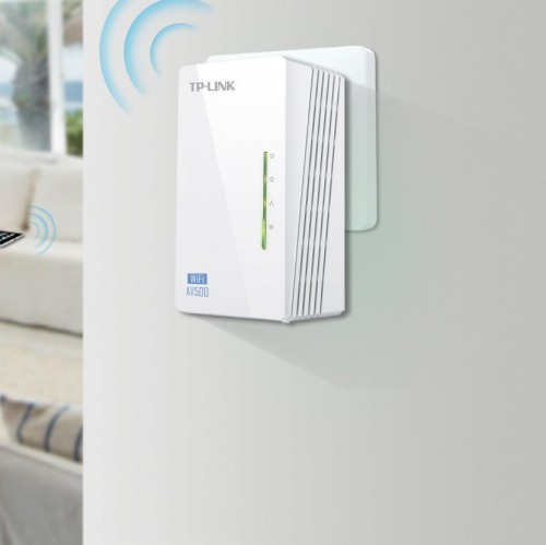 AV500-300Mit/s-WLAN-Powerline-Extender