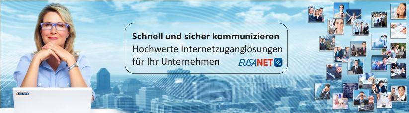 Internetlösungen für Unternehmen